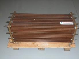 Haz tubular enfriador de aire 12 cil 528 air cooler