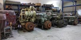 Nave motores Deutz
