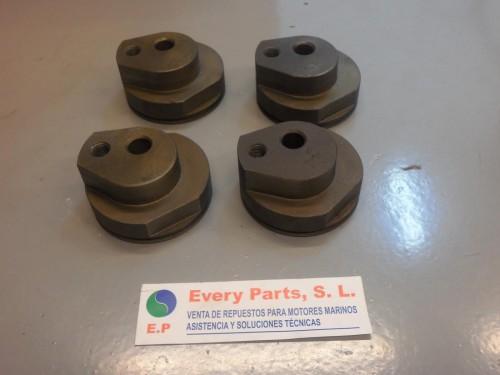 Starting valve cover. Tapa valvula arranque 640