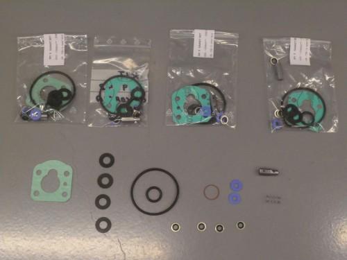 kit reparación electrovalvula  de parada