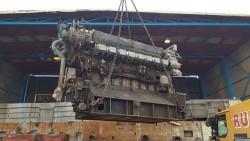 motor deutz 628 16M opt