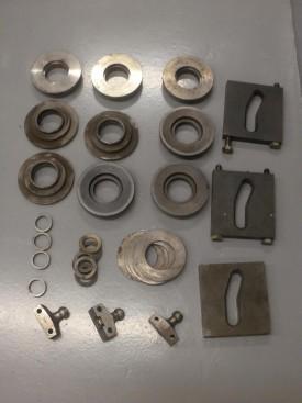 piezas valvula escape 540-640